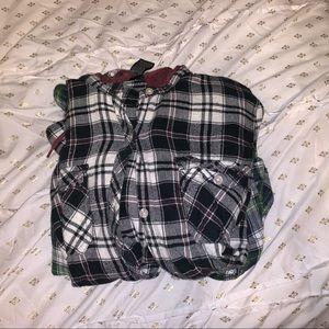 Flannel set